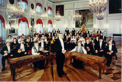 The Andreyev Orchestra of St. Petersburg, Russia -- 1996